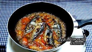 Resep dan Cara Memasak Ikan Tongkol Masak Kecap