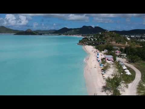St. John's Antigua highlights - Royal Caribbean Adventure of Seas cruise