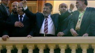 Mısırda Muhammed Mursi Zaferini Ilan Etti