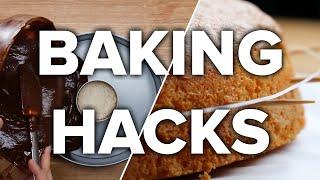 13 Hacks That Will Make You Feel Like A Professional Baker • Tasty