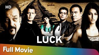 Luck (HD) | Sanjay Dutt | Mithun Chakraborty | Shruti Hassan | Imran Khan | Bollywood Latest Movie