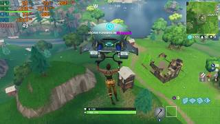 Fortnite - 720p on the intel core 2 duo 2.4ghz & GT 730 ** texture glitch
