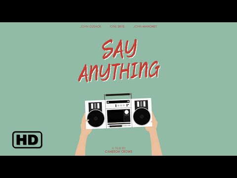 Say Anything... (1989) - Modern Trailer Mp3