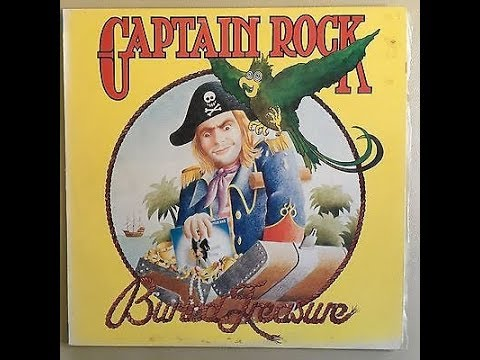 Captain Rock - Frank/Give Me A Home Among The Gum Trees (1975)