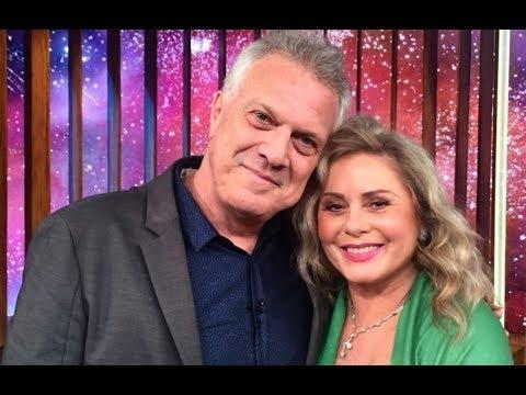 Vera Fischer no Conversa com Bial (TV Globo)