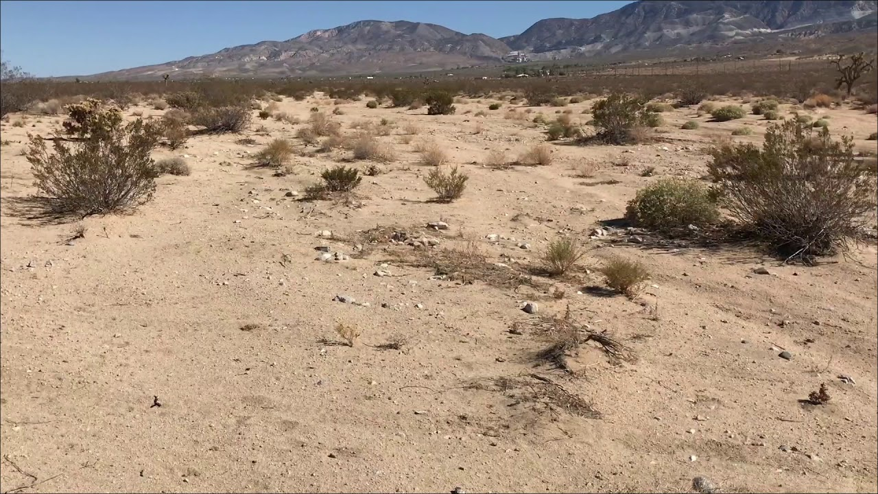 5 Acres in Lucerne Valley, Midway Ave