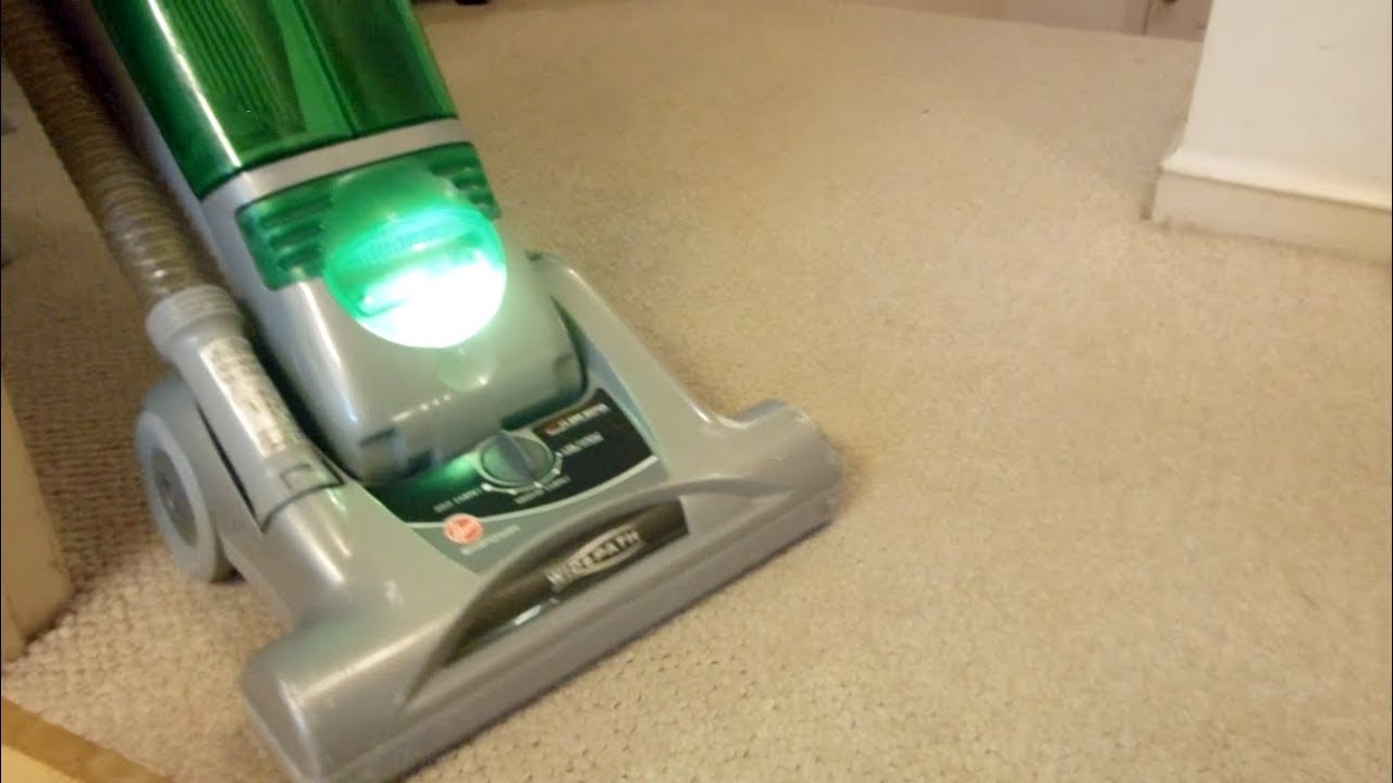 2005 Hoover EmPower (U5269-900) Twin Chamber Upright Vacuum Cleaner