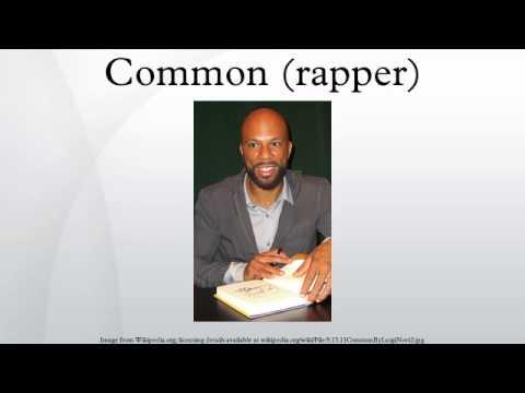 Common (rapper)