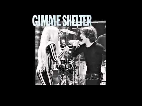 The Rolling Stones - Gimme Shelter ft Lady Gaga (Audio)