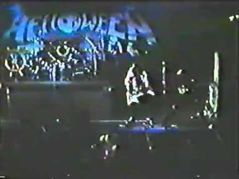 Running Wild Live Copenhagen 1987.05.01