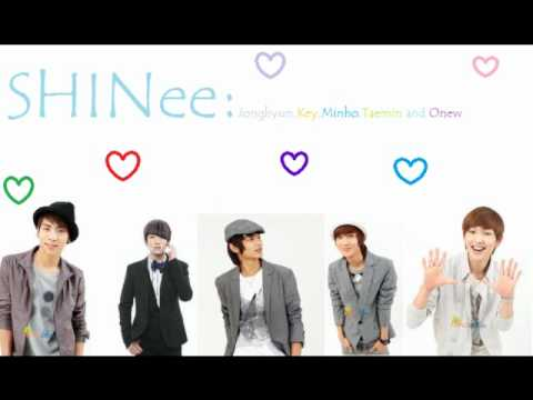 SHINee (+) Fly High