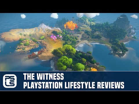 The Witness Review - PlayStation LifeStyle