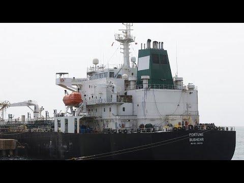 شاهد: مقاتلات فنزويلية ترافق ناقلة نفط إيرانية لدى وصولها إلى المياه الإقليمية…  - نشر قبل 10 ساعة