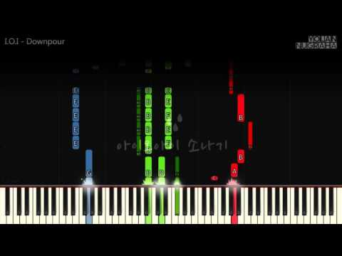 [synthesia] I.O.I - Downpour (no Pict)