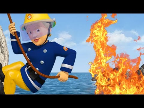 Fireman Sam New Episodes | Penny Morris: the Firefighter Wonder Woman! 🚒 🔥 Cartoons for Children
