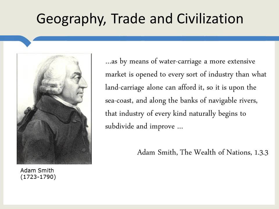 the significant contributions of adam smith in the field of economics Adam smith, who is known as father of economics, named his famous book on economics as an enquiry into the na­ture and causes of the wealth of nations thus, according to adam smith, economics enquires into the factors that determine wealth of the country and its growth.