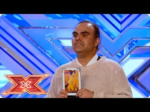 Cat man Colin SHOCKS Judges with Adele cover | Unforgettable Auditions -The X Factor UK