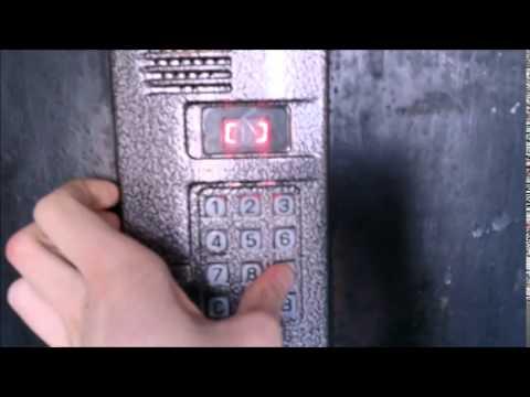 Программирование мастер-ключа на домофон метаком