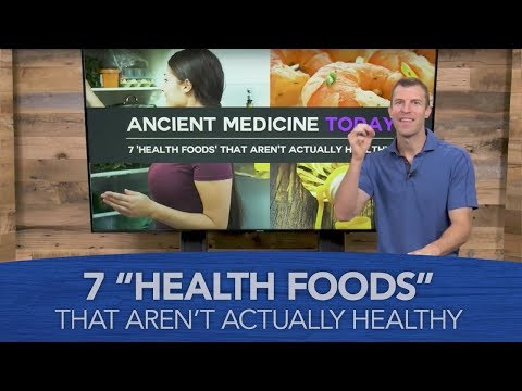 "7 ""Health Foods"" That Aren't Actually Healthy"