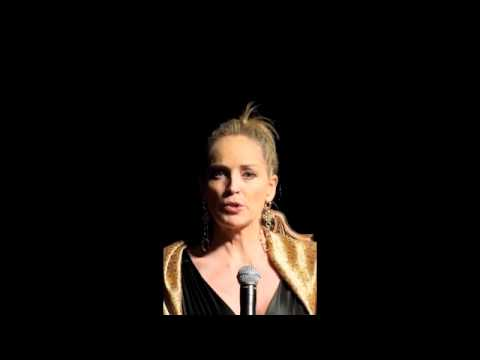 """""""Up Close and Personal with Sharon Stone"""" @Singapore Sun Festival"""