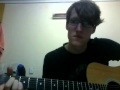 watch he video of Relient K - Mood Rings - Hard acoustic guitar bit broken down.