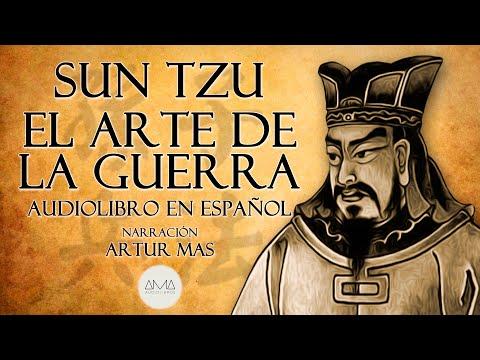 Sun Tzu - El Arte de la Guerra (Audiolibro en Español con Música)
