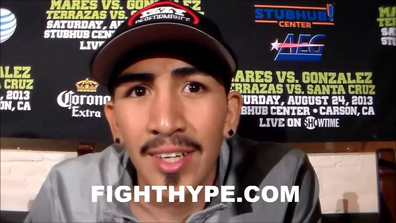 Leo Santa Cruz On Victor Terrazas I Don T See Nothing That I Haven T Seen Before