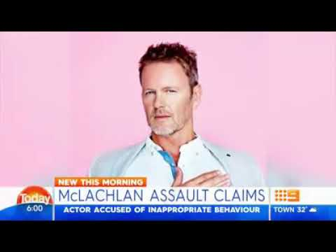 Craig McLachlan accused of indecent assault  'He's calculated and manipulative,