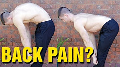 Lower Back Pain? (DO THIS!)