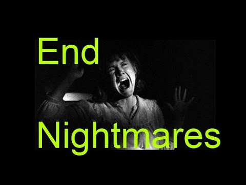 Is there any way to stop nightmares?