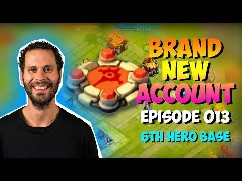 NEW ACCOUNT Episode 13: Final Hero Base!