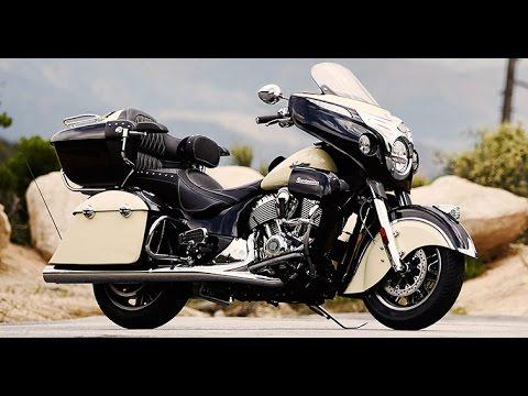 2017 Indian Roadmaster | Ultimate Ride - YouTube
