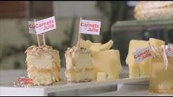 La carte des fromages de France - Les Carnets de Julie