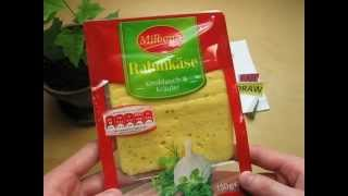 Lidl Milbona Rahmkäse Knoblauch Kräuter (cream Cheese Garlic Herbs)