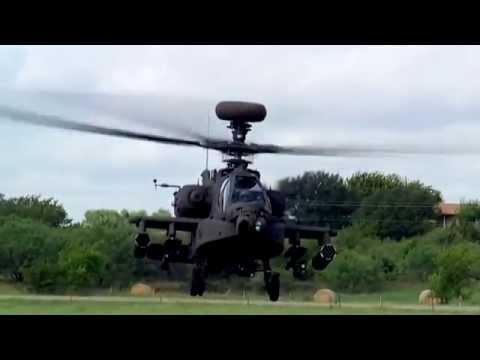Боевые вертолеты армий мира (Топ 5 лучших ударных вертолетов мира   часть 2)
