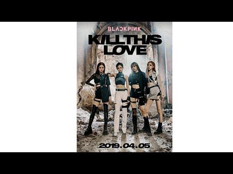 Cara download lagu blackpink - kill this love
