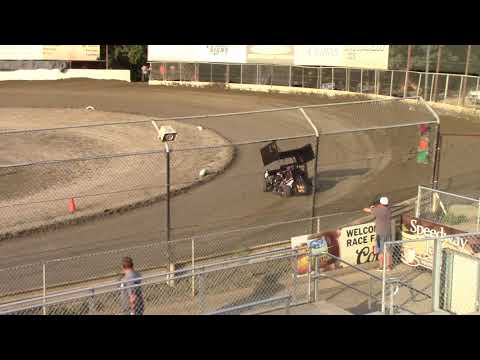 Deming Speedway, WA - Micro 600 Open Qualifying - August 17, 2019
