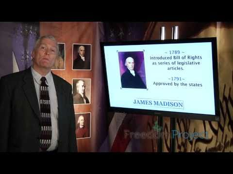 Bill of Rights Pt. 1 (Promo) (Principles of the Constitution Series)