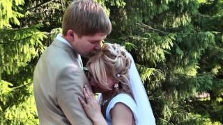 В разгаре лета...Свадебная видеосъёмка в Петербурге