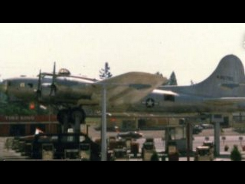 Family inherits, restores a B-17 Bomber