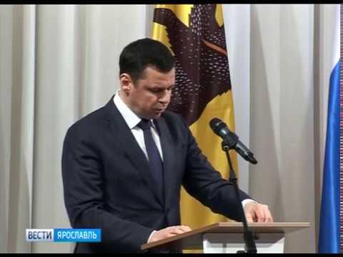 Региональный штаб Единой России возглавил председатель областной Думы Алексей Константинов