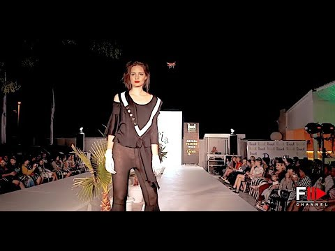 LUCIA JAZZ - Perwoll Odessa Fashion Week Cruise 2017 Mafia Rave Terrace - Fashion Channel