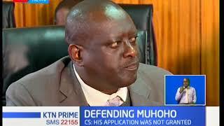 CS Kiunjuri rubbishes claims linking Uhuru's brother to sugar importation saga