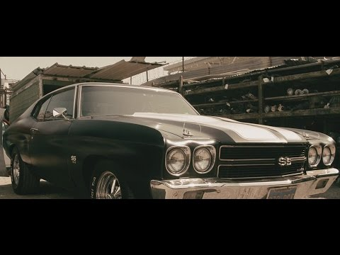 '71 Chevelle modified as a '70 SS in Faster