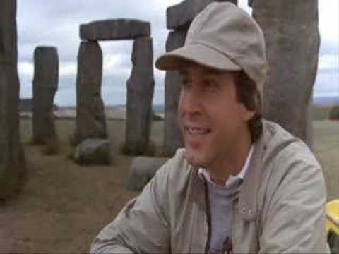 Griswolds At Stonehenge Youtube