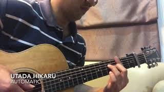Automatic - Utada Hikaru (Fingerstyle Guitar) cover by Achawa