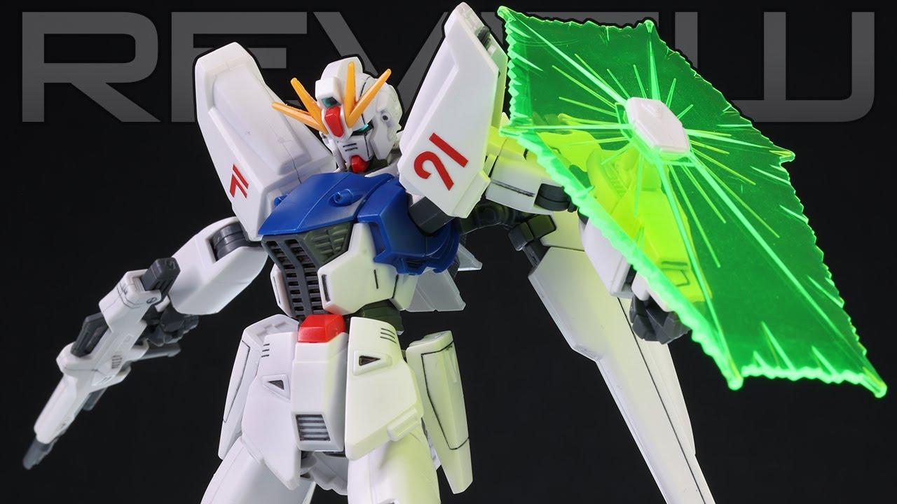 Download HGUC 1/144 Gundam F91 Review   MOBILE SUIT GUNDAM F91