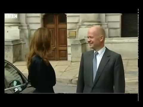 William Hague quits as Foreign Secretary