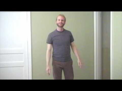 Sean Christian Taylor - Springboard Audition 2010