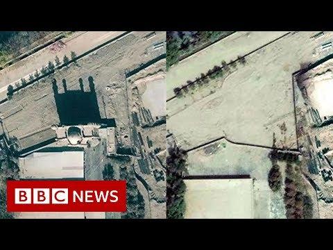 China's Vanishing Mosques - BBC News